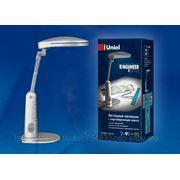Настольный светильник Uniel TTL036BlackG239W2 фото