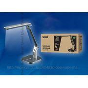 Настольный светильник Uniel TLD502SiLED546Lm5000KD фото