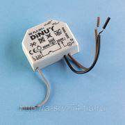 RE PLA 001. Диммер для скрытого монтажа, до 500Вт, нагрузка R, L и C фото