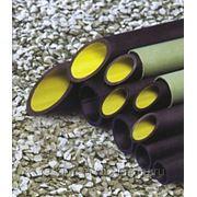 Пластиковый трубопровод (двустенный) фото