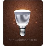 Лампа Gauss LED 3Вт,E14 R39 FROSTсветодиодная зеркальная фото
