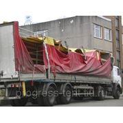 Ремонт тента грузовых автомобилей фото