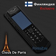 Телефон Vertu Signature S Design Clous De Paris Black фото