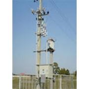 Строительство электрических сетей 110кВ,10 кВ, 0,4кВ фото