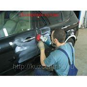 Полировка кузова автомобиля фото