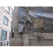 Ремонт грузового тента фото