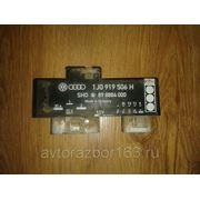 Блок управления вентилятором 1J0919506H VAG AUDI A3 [8L1]/ VW GOLF IV/BORA фото