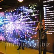 Сенсорная панель Интерактивная фото