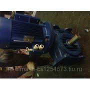 Мотор-редуктор МЧ-125 фото