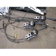 Трос КПП короткий (тросик переключения передач МКПП) для LDV Maxus 535210051 фото