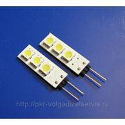 Автомобильные светодиодные лампы G4 3SMD