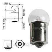Лампа 24V 10W BA15s (габариты) (NARVA)