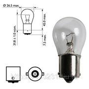 Лампа 24V 21W BA15s 1-конт.(указатель поворотов,стоп-сигнал) (NARVA)
