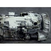 Коробка Mercedes G240-16 фото