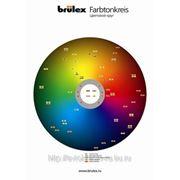Brulex плакат цветовой круг фото
