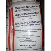 Динатрий фосфат пищевой Е 339іі фото