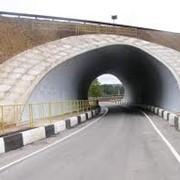 Строительство и ремонт автомобильных мостов фото