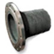 Фланец ПФГ - гладкий конец 350 мм 150*150 фото