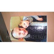 Пазлы картон А4 фото