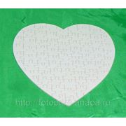 Фото на Пазлы сердце фото