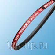 Узкий клиновый ремень Optibelt Red Power II стандарт США RMA/MPTA фото
