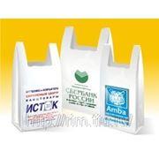 Пакеты майка с логотипом на заказ,г Красноярск фото