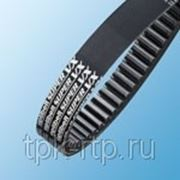 Вариаторный ремень с открытыми боковыми гранями и фасонным зубом Optibelt SUPER VX фото