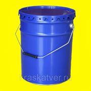 АК-511 краска для дорожной разметки жёлтая, 30кг фото