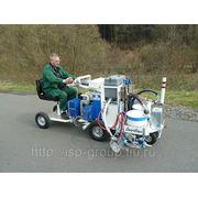 Ручная разметочная машина для холодного пластика Smartliner фото