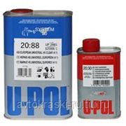 U-POL S2088/1 HS ЛАК UNIVERSAL 4:1 1л + отвердитель фото