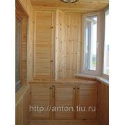 Фасад шкафа наборный (жалюзи) фото