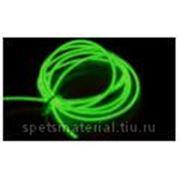 Световой провод повышенной яркости IV-поколения, диаметр 2.6мм,цвет: зеленый, м.п.