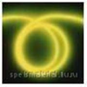 Световой провод повышенной яркости IV-поколения, диаметр 2.6мм,цвет: желтый, м.п.