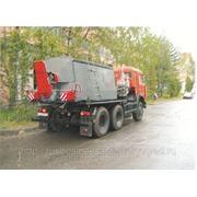 Машина для ремонта дорожных покрытий РД-925.04 на базе шасси КамАЗ, МАЗ, (УРАЛ) фото
