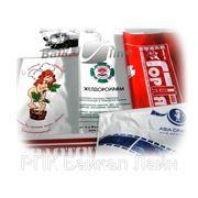 Пакеты с логотипом ПВД и Бумажные. Крафт-пакеты. Пакет Майка фото