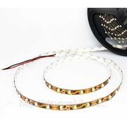 Светодиодная лента 3528 60 led/m 12V IP33, 4,8 Вт/м, цвет белый, теплый