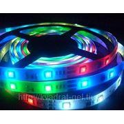 Cветодиодная лента «Бегущая волна» RGB, 300 Led, 6 canal, IP65 фото