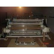 Машина для перемотки и продольной разрезки рулонных материалов NICELY EG-300-C фото