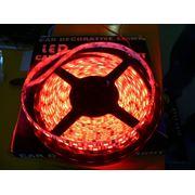 Лента светодиодная 5050 RED SUPER (1метр) 60 LED