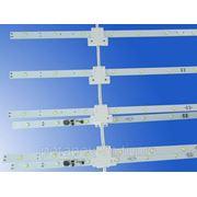 Светодиодный занавес 500 мм односторонний фото
