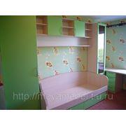 Комплект мебели для детской фото