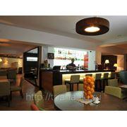Мебель для ресторанов и кафе фото