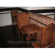 Мебель для баров № 6 фото