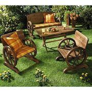 Деревянная мебель для дачи и бани (под заказ)