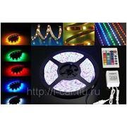 Светодиодная лента RGB фото