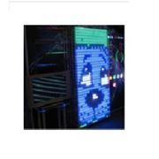 Светодиодный светодинамический светильник ЛС-2- RGB для декоратив. подсветки, рекламных экранов