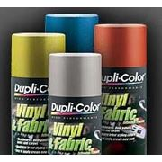 Vinil and Fabric Coating - Декоративное покрытие для для окраски винила, пластиков и ткани. фото