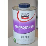 Прозрачный лак MACROFAN HS фото
