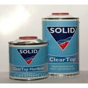 Лак акриловый Clear Top 1л+0,5л SOLID фото