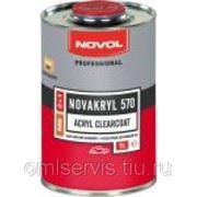 NOVAKRYL Лак акриловый MS 2+1 (1+0,5) NOVOL фото